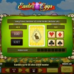 Easter Eggs gamble-feature